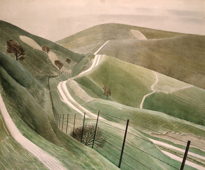 eric-ravilious-chalk-paths